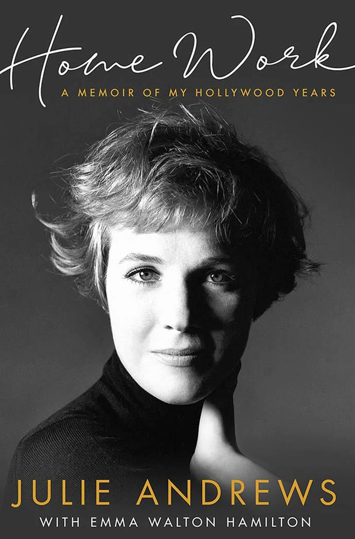 "***Home Work: A Memoir of My Hollywood Years* by Julie Andrews, $24 at [K-mart](https://www.kmart.com.au/product/home-work:-a-memoir-of-my-hollywood-years-by-julie-andrews---book/2748517|target=""_blank""
