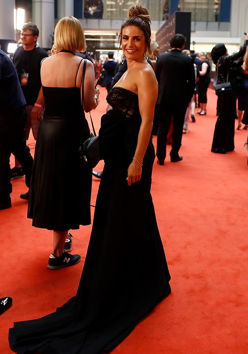 *Home & Away*'s Ada Nicodemou is drop dead stunning in this heavenly evening gown.