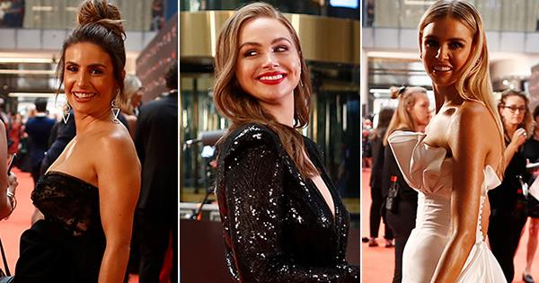 AACTA Awards red carpet 2019: See all the best dresses | OK! Magazine