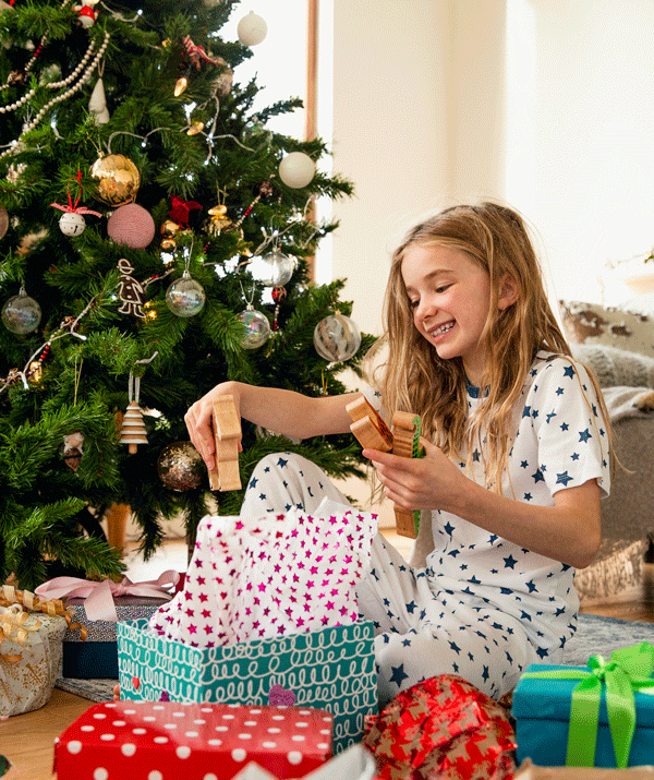 Would your children be happy with a more minimalist Christmas?