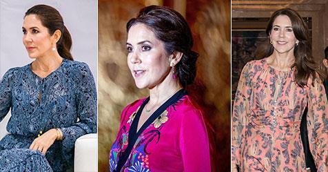 Crown Princess Mary's Indonesia fashion show | Australian Women's Weekly