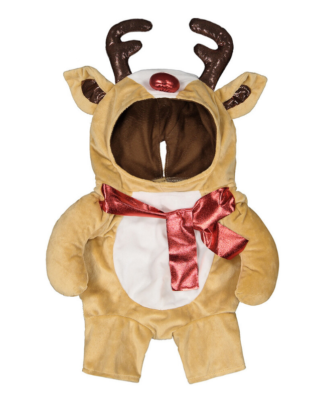 "**Christmas Pet Reindeer Costume** <br><br> **[$9 from Kmart](https://www.kmart.com.au/product/christmas-pet-reindeer-costume---extra-large/2716880|target=""_blank""