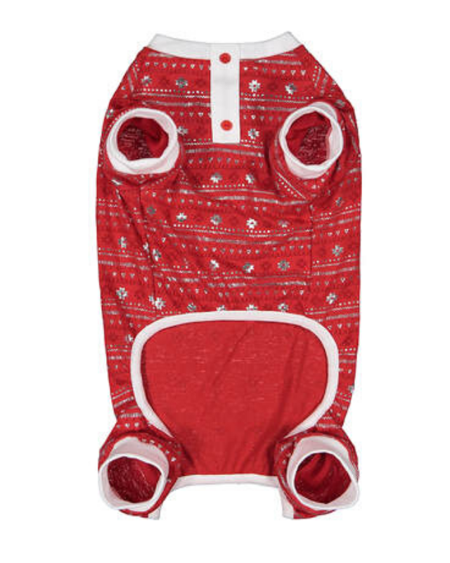 "**Christmas Pet Pyjamas** <br><br> **[$7 from Kmart](https://www.kmart.com.au/product/christmas-pet-pyjamas---medium/2716839|target=""_blank""