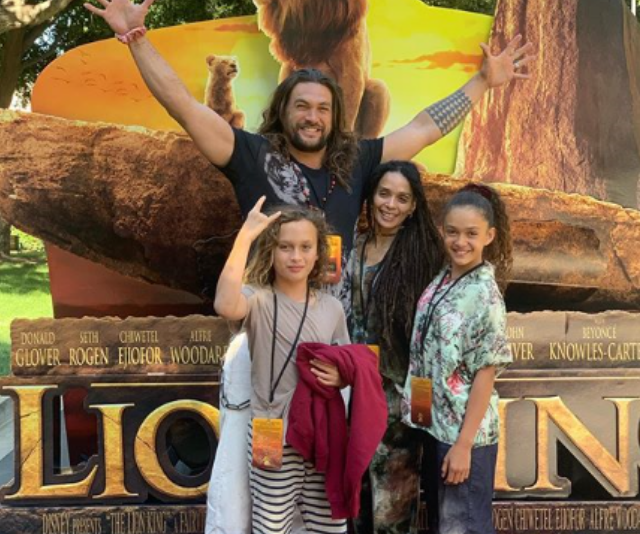 "When it comes to proteting his family, Momoa is famously quoted as saying: ""I'm a father, I'm a son, I'm a grandson, and I'm a husband. If someone were to hurt the women in my life and the law didn't take care of it, what would I do? Pretty awful things."""