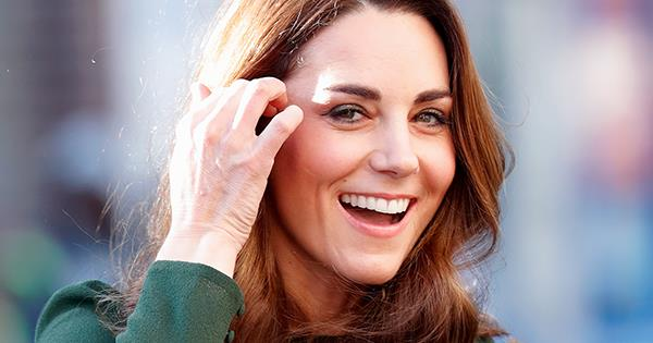 Kate Middleton wears this one pair of pearl earrings for special milestones | Australian Women's Weekly