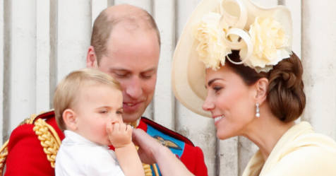 Kate Middleton reveals Prince Louis is becoming super clingy | Australian Women's Weekly
