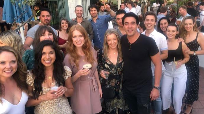 James threw his wife a fun-filled birthday party for her 35th birthday.