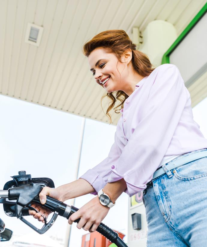 Spend less on fuel to make sure you spend your hard earned money on something that matters more.