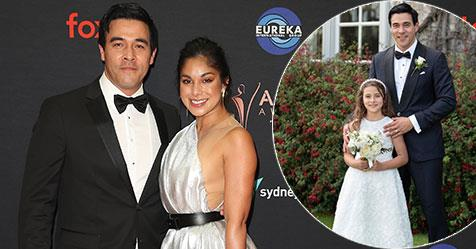 James Stewart on daughter Scout's role in his wedding to Sarah Roberts | Now To Love