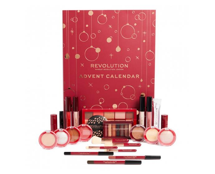 """**Revolution Advent Calendar, $80 at [Priceline](https://www.priceline.com.au/revolution-advent-calendar-1-ea