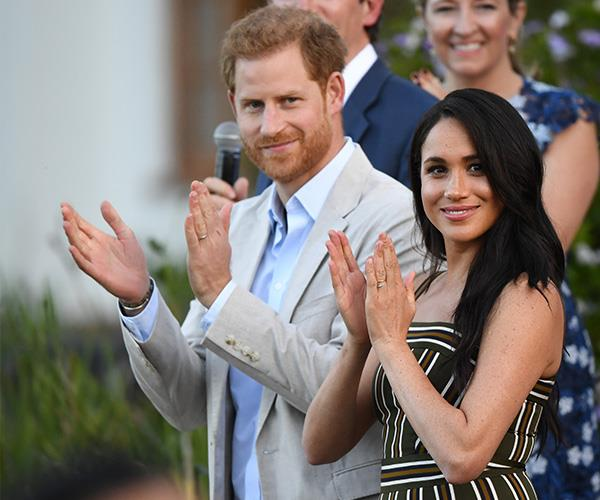 Prince Harry and Duchess Meghan shine a light on various charities every month.