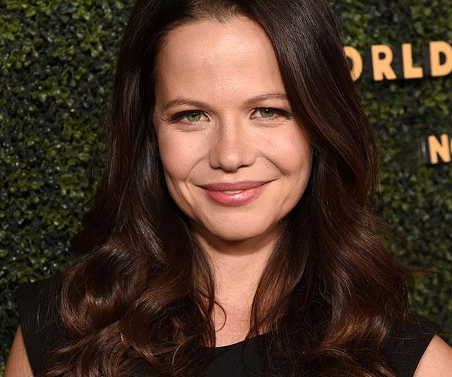 Tammin Sursok (pictured) will play Turia Pitt in new biopic.