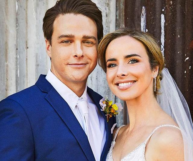 "**Chelsea and Colby** Love was in the air when [Chelsea (Ashleigh Brewer) and Colby (Tim Franklin) tied the knot in the 2018 finale.](https://www.nowtolove.com.au/celebrity/tv/home-and-away-chelsea-colby-wedding-52949|target=""_blank"") But when Colby began lying and scheming behind Chelsea's back after finding his long-lost sister Bella (Courtney Miller), the lies came back to haunt him. After some firey arguments, Chelsea had had enough and departed for the city - without her husband."