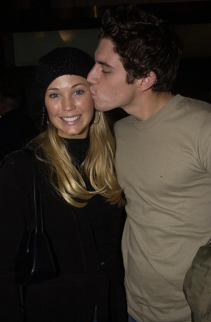 """*Home and Away*'s glorious young couple Hayley and Noah melted our hearts on-screen, but actors Beau Brady and Bec Hewitt's off-screen relationship unfortunately came to an end in 2004. We all know what happened next - the blonde actress is now [happily married](https://www.nowtolove.com.au/parenting/celebrity-families/bec-hewitt-daughter-56828 target=""""_blank"""") to Aussie tennis legend Lleyton Hewitt. Guess there's always a happily ever after..."""