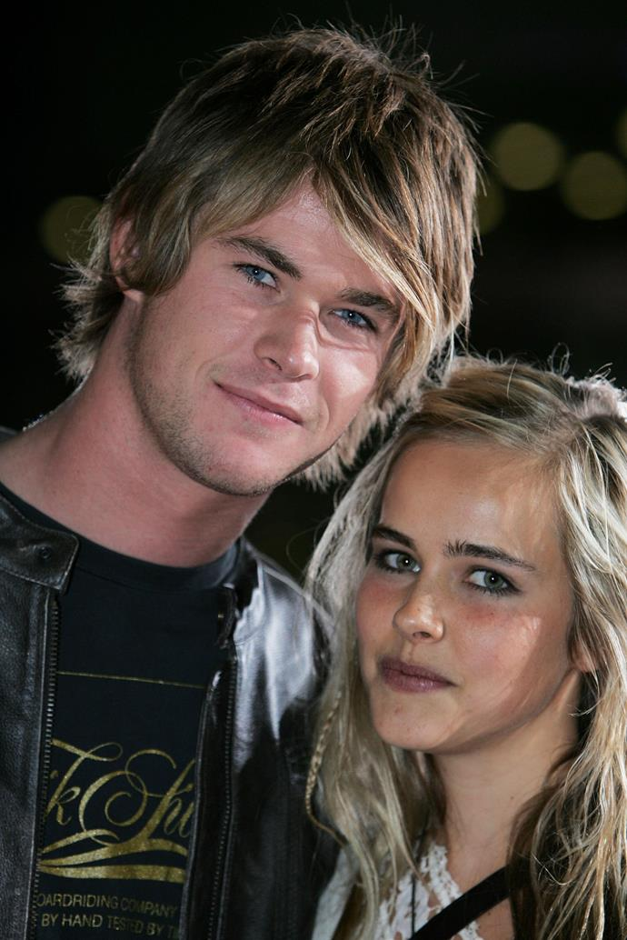 Back in the day, Chris Hemsworth and Isabel Lucas, who played Kim and Tasha on the show, were the real deal. You'll *probably* be familiar with the fact that they didn't last - Chris is now happily married to stunning Spanish actress Elsa Pataky with whom he shares three adorable kids with. Isabel is also keeping busy in the film industry, and still works a red carpet like no other.
