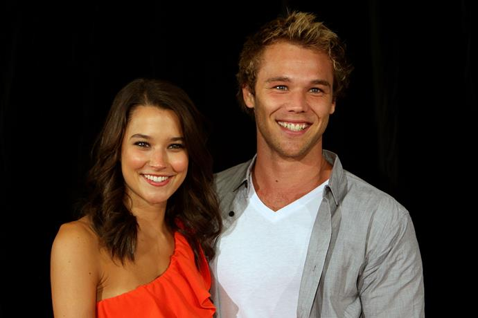 Lincoln definitely owes *Home and Away* for a few of his past loves. He was also romantically linked to co-star Rhiannon Fish, who played April on the show. The pair split in 2012.