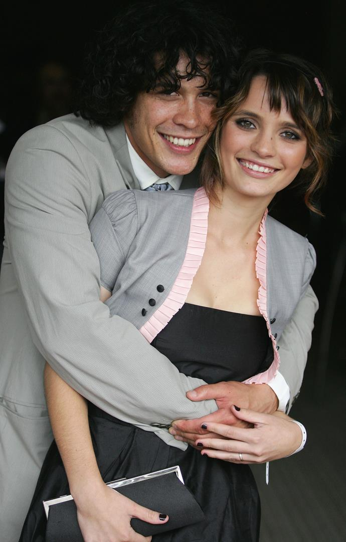 They played on-screen rebels Belle and Drew, but Jessica Tovey and Bobby Morley charmed our pants off when it emerged they were dating off-camera. Sadly things didn't last long, with the pair reportedly splitting in 2008.
