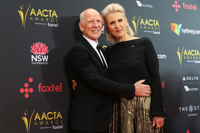 In what might be one of our favourite romances from the entire show, Debra Lawrance and Dennis Coard who played Pippa and Michael on the show back in its early days have been happily married for more than 20 years. Too. Damn. Cute.