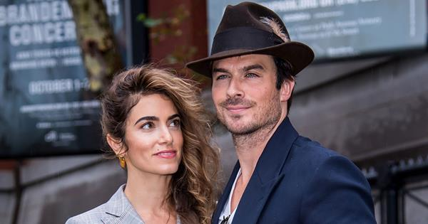 Ian Somerhalder on working with Nikki Reed on V Wars | Now To Love