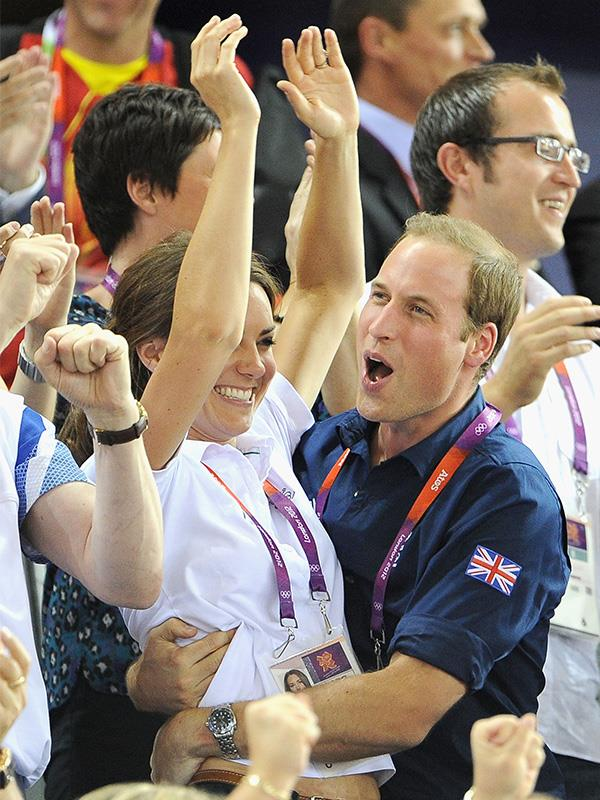 Goal! Nothing like a win for England to re-ignite the romance!