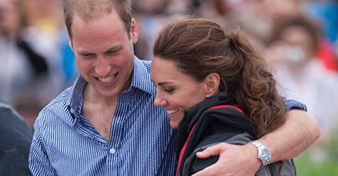 Kate Middleton and Prince William's cutest PDA moments | Australian Women's Weekly