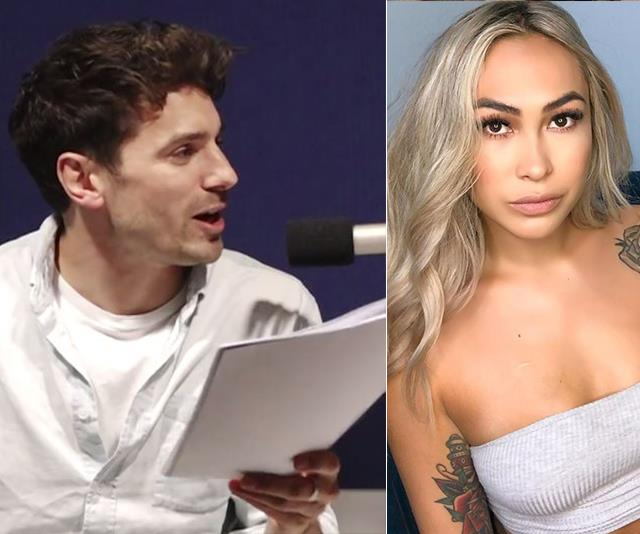 Former reality star Matty J has come to Cassie's defence.