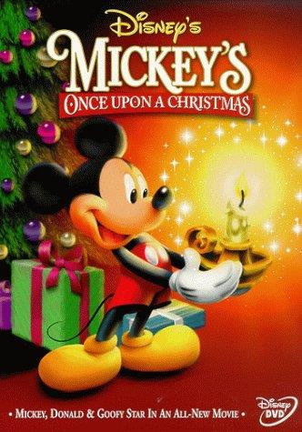 **Mickey's Once Upon a Christmas (1999)** <br><br> This classic animated anthology film follows all of your favourite Disney characters – including Donald Duck, Mickey Mouse and Goofy – as they move through Christmas tales.