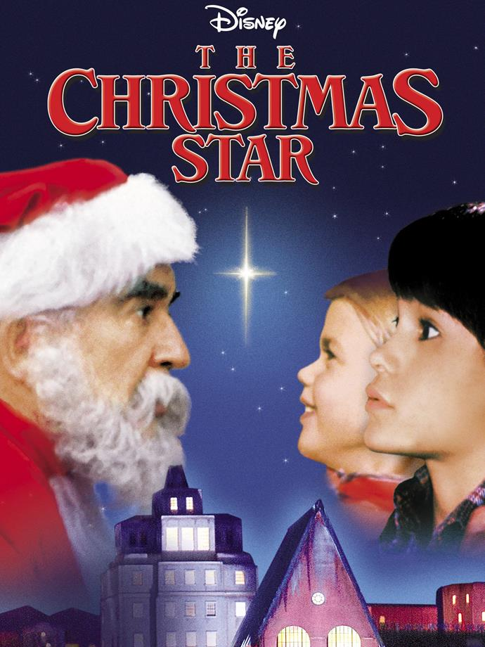 **The Christmas Star (1986)** <br><br> A con man dresses up as Santa Claus to break out of jail, but runs in to trouble when two kids mistake him for the real deal.