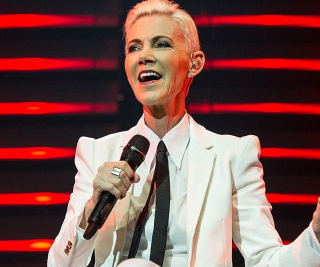 """**Roxette's Marie Fredriksson** <br><br> In December, Roxette singer Marie Fredriksson died """"following a 17-year long battle with cancer"""", according to a statement from the Swedish star's manager. She was 61."""