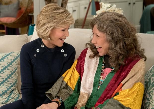 Grace and Frankie are back for another season.