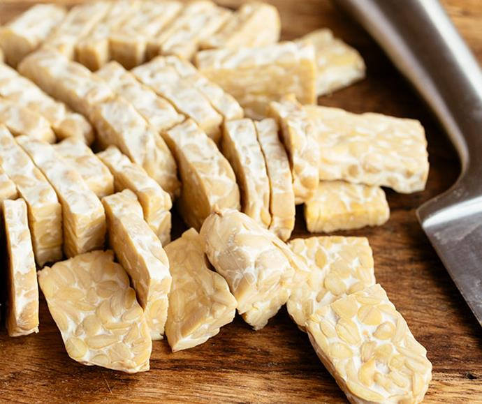 Tempeh is found in a lot of Asian cooking styles.
