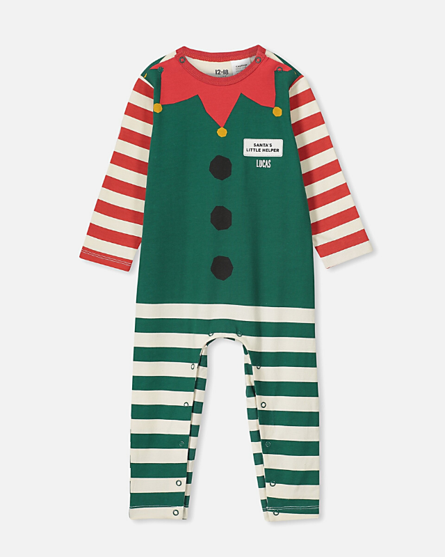 "How cute are the mini kids' versions? Now the whole family can dress up together! These can be personalised, as well.  <br><br> [**$25 from Cotton On Kids**](https://cottonon.com/AU/the-long-sleeve-personalised-romper/791910-02.html?dwvar_791910-02_color=791910-02&cgid=&originalPid=791910-02|target=""_blank""