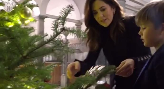 "Crown Princess Mary is getting into the festive spirit with her family and the Danish Royal Household [even shared a video](https://www.nowtolove.com.au/royals/international-royals/princess-mary-christmas-video-2019-61805|target=""_blank"") of everyone preparing for the big day!"