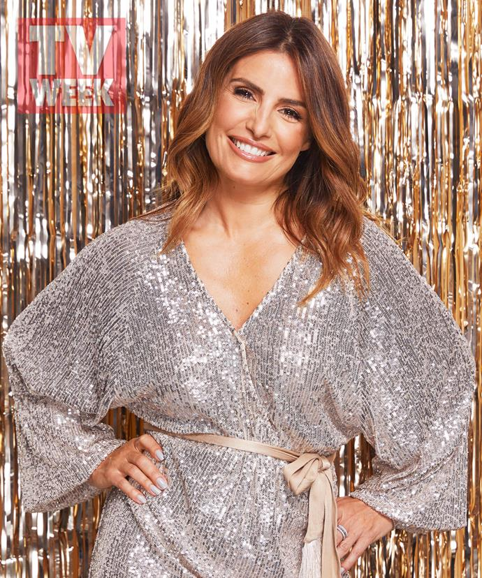 """**Ada Nicodemou reveals her son's wild wish for Christmas** <br><br> Ada had an idea of what to get her seven-year-old son Johnas for Christmas this year. He, however, had slightly different expectations.  <br><br> """"I said, 'I'm going to buy you a bike,'"""" Ada, 42, tells TV WEEK. """"He goes, 'Oh, OK – I just would love a signed Justin Timberlake T-shirt.' And I went, 'What?' and he said, 'Well, I guess that's not going to happen,' and I go, 'No, it's really not going to happen.' He just loves Justin Timberlake!"""" <br><br> Still, it's set to be a great Christmas, with other presents for Johnas, and Ada planning to host a family dinner at her house.  <br><br> """"I'll make the basics,"""" she says. """"But I think we're just going to do seafood this year."""" <br><br> For Ada, 2019 highlights have included her brother's wedding in Greece and her *Home and Away* character Leah's romance with Justin (James Stewart).  <br><br> """"It was a great storyline for Leah – seeing her evolve into an independent woman and having fun with an equal partner,"""" Ada says. <br><br> The mum-of-one has also loved hanging out with young Johnas.  <br><br> """"He's turned into my little buddy,"""" she says. """"It's amazing that he's gone from this little baby to this awesome child. We just enjoy each other's company."""""""
