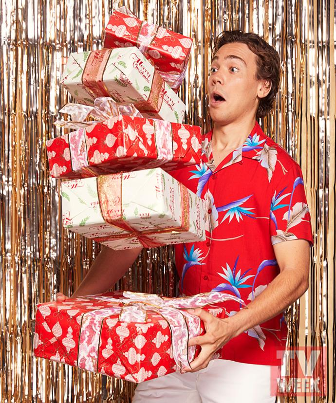 """**Lukas Radovich is having an """"orphan"""" Christmas** <br><br> For Lukas, Christmas is all about spending time with family. And yet this year, the 24-year-old, who plays wayward teen Ryder in *Home and Away*, says he'll be doing exactly the opposite.  <br><br> """"My parents are away in Europe doing their own thing, but I wanted to stay in Australia,"""" Lukas tells TV WEEK.  <br><br> """"Both my brothers live overseas. They usually come back for this time, but unfortunately not this year."""" <br><br> While Lukas may not be sunning himself in the Riviera or enjoying authentic Italian pasta with his family, he'll still be making the most of the festive season and its usual trimmings.   <br><br> """"My plans are to have an orphans' Christmas in Melbourne,"""" he explains, """"I'm going to grab all my friends – we're all good cooks – and have a big feast.""""  <br><br> Now living in Sydney, Lukas admits it will be a change, but the young actor remains excited about the holiday season.  <br><br> """"Usually, Christmas is all about connecting back with family,"""" he says. """"But this year, it will be about connecting with my friends – and making new ones as well."""""""