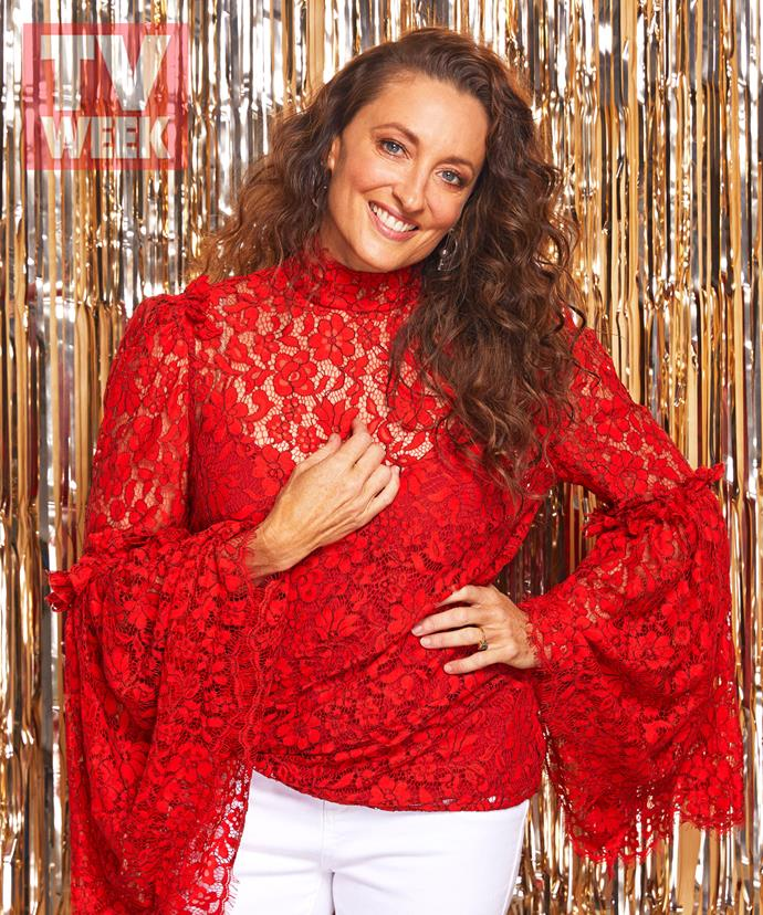 """**Georgie Parker's big family Christmas plans** <br><br> For Georgie, Christmas is all about family – and she has plenty. <br><br> """"Our family's very split,"""" she explains. """"My mum's married to a beautiful man and my dad's married to a wonderful woman. Sometimes we all get together – I think that's what we're planning this year. <br><br> """"Luckily, we all get on, so we like to see each other."""" <br><br> In *Home and Away,* Georgie's character Roo has also had some happy family times this year, with her parents Alf (Ray Meagher) and Martha (Belinda Giblin) reuniting.  <br><br> """"She's ecstatic,"""" Georgie, 55, says of Roo. """"She's finally got the family she never thought she'd have."""" <br><br> One of Georgie's standout moments of 2019 came from another show: *The All New Monty: Ladies' Night.*  Georgie and her *H&A* co-star Lynne McGranger were among the eight high-profile women who went topless to raise awareness of breast cancer. <br><br> """"I wasn't that worried about the physical stuff,"""" Georgie explains. """"As you get older, you get less concerned, because it's inevitable that your body's going to change."""" <br><br> She says it turned out to be """"amazing""""."""
