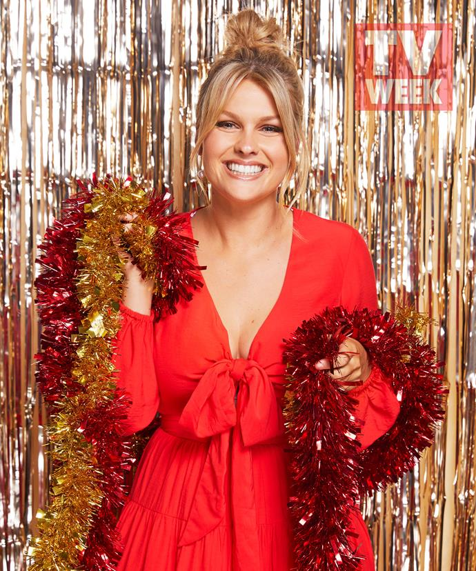 """**Sophie Dillman reflects on finding love - and the perfect Christmas ham** <br><br> It's been a whirlwind on and off-screen for Sophie Dillman and Patrick O'Connor, who recently confirmed that they're dating in real life too.  <br><br> The [pair fell in love](https://www.nowtolove.com.au/celebrity/celeb-news/sophie-dillman-patrick-oconnor-dating-christmas-plans-61827 target=""""_blank"""") during the filming of scenes for Ziggy's outback car rally in the South Australian country town of Parachilna earlier this year.  <br><br> """"It's great working with him – it's always fun,"""" Sophie, 27, tells TV WEEK. """"I can never guess what I'm going to get from him [while filming], which is the best.""""  <br><br> Both stars are heading home to Queensland to see their families for the holidays, and there's one thing Brisbane-born Sophie can't wait for: ham!  <br><br> """"Ham is the key component to our Christmas – and the glaze is very important,"""" she says. """"We have a pre-Christmas ham to check the glaze before we have our Christmas ham."""" <br><br> Two Christmas hams may sound a little excessive, but Sophie counters with a laugh, """"Does anyone complain about excess ham?"""" <br><br> Sophie is spending Christmas in Noosa in Queensland and says there will be """"lots of family time, board games and champagne""""."""