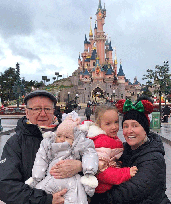 We love Fifi's festive Mickey Ears.