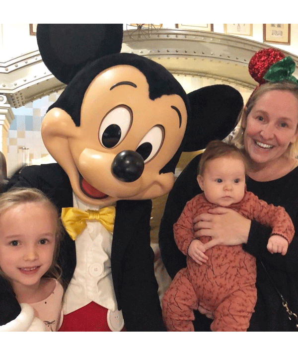 Have you even been to Disneyland if you don't meet the Mouse himself?