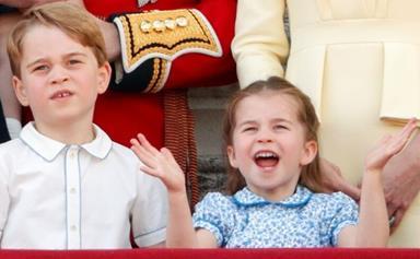 Prince George and Princess Charlotte may make their Christmas debut at Sandringham this year