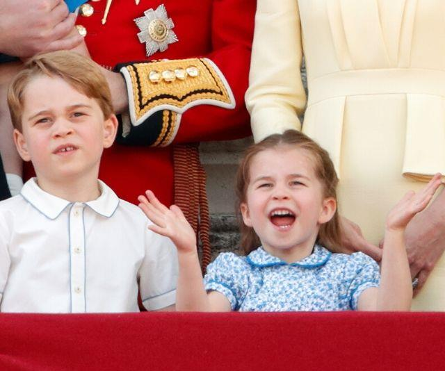 Hooray! Prince George and Princess Charlotte may be attending Christmas service at Sandringham.
