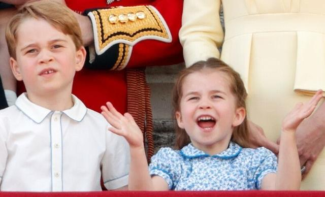 Prince George and Princess Charlotte may make their Christmas debut at Sandringham this year