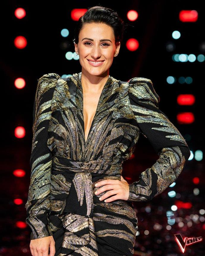 Diana is taking on Eurovision after winning The Voice!