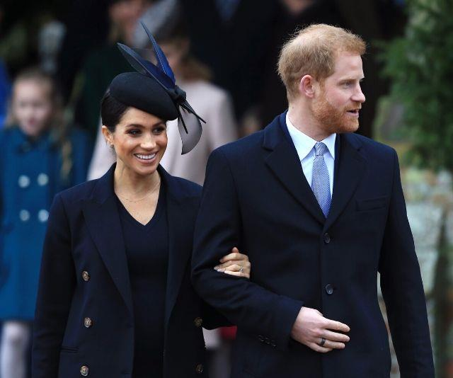 Prince Harry And Duchess Meghan's Christmas Card Rumoured