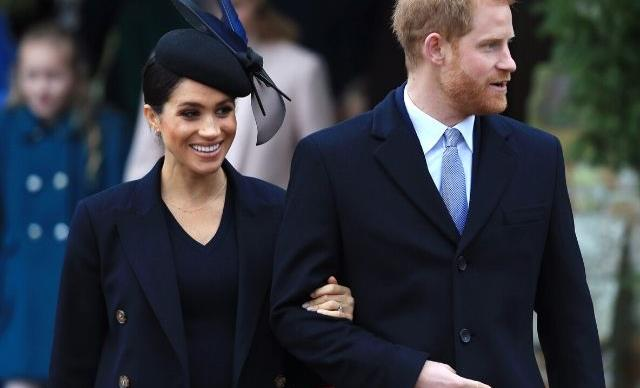 Prince Harry and Duchess Meghan's Christmas card rumoured to break royal protocol by including a certain family member