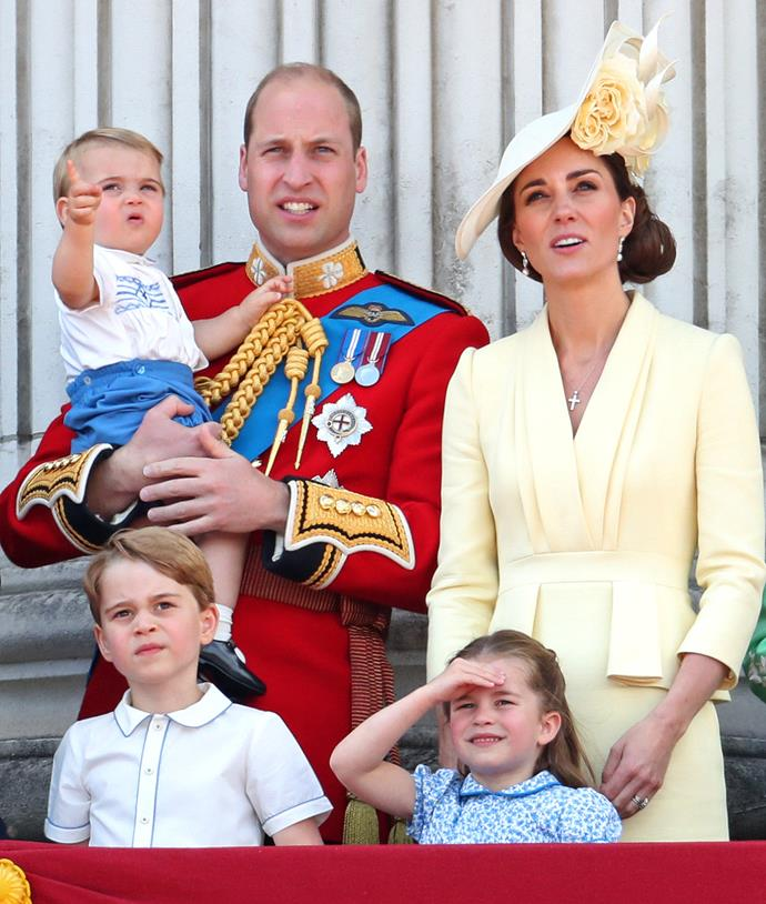 Wills and Kate are by no means PDA-enthusiasts.
