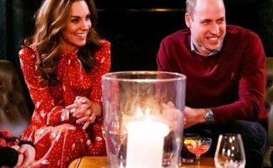 """Prince William and Duchess Catherine's Mary Berry Christmas special slammed as a """"publicity stunt"""""""