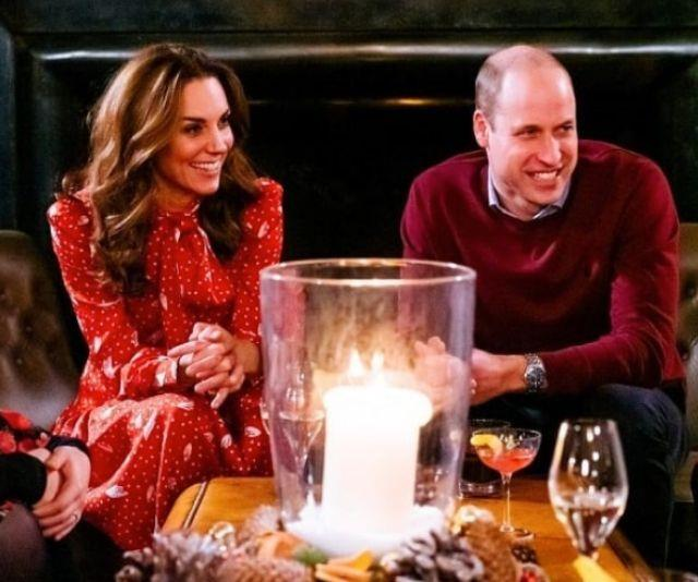 "Prince William and Duchess Catherine's Mary Berry Christmas special slammed as a ""publicity stunt"""
