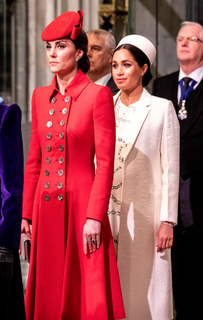 Meghan and Kate might have a crucial role to play in 2020.
