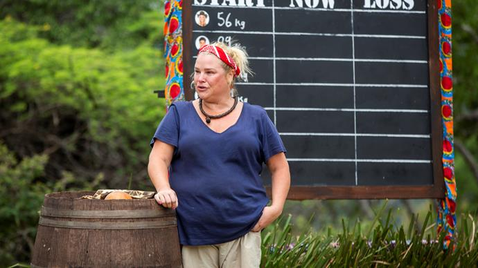 **YVIE JONES EMOTIONAL SPEECH (I'M A CELEBRITY… GET ME OUT OF HERE!)** <br><br> When former *Gogglebox Australia* star Yvie spoke to the *I'm A Celeb* camp about her battle with body image, the raw emotions she laid bare was a brave and candid moment that reminded us all to love who we are and not to judge others on their appearance.